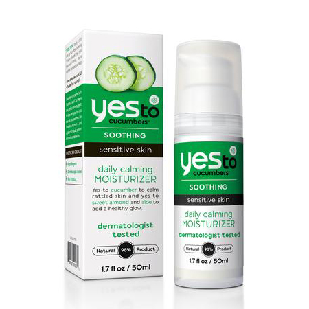 Yes to Cucumbers Calming Moisturizer