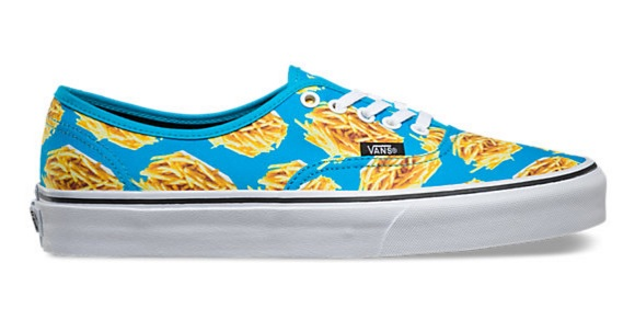 French Fry Vans