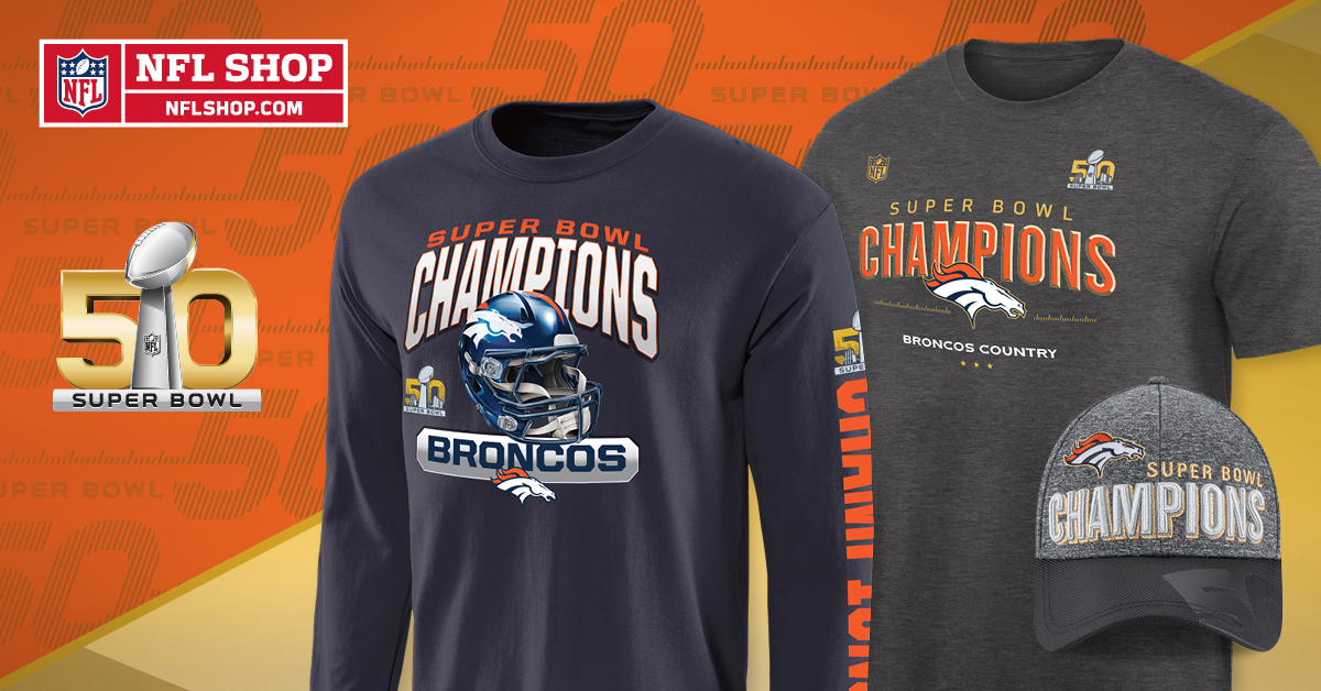 NFL Shop Denver Broncos
