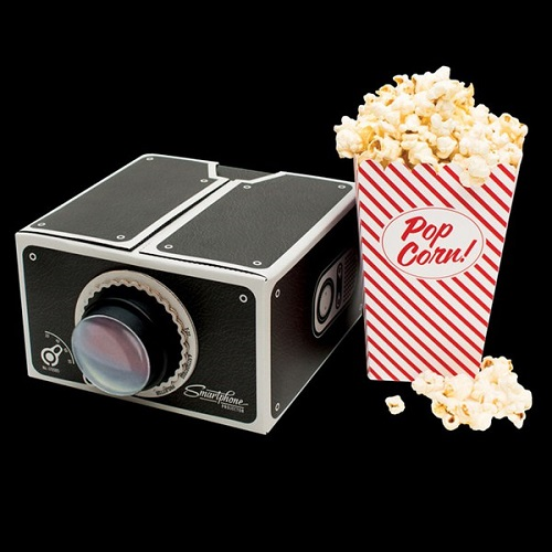 Smartphone iPhone Movie Projector