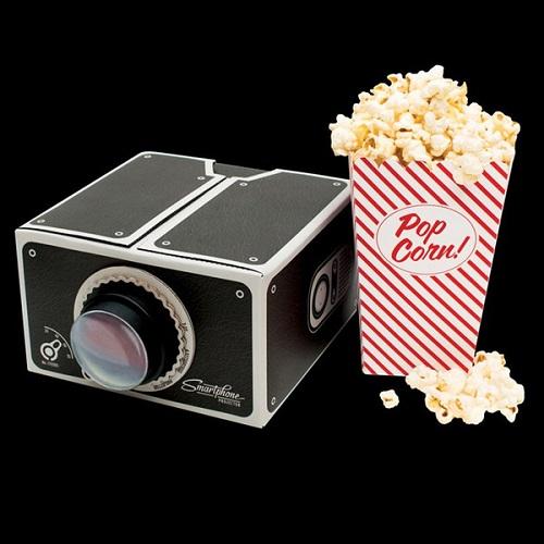 Smartphone iPhone Movie Projector