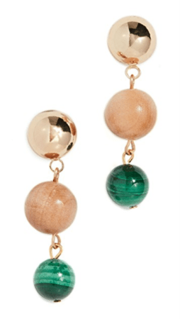 Sophie Monet The Droplet Earrings