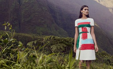 The Lands' End Canvas Collection is Wearable Art
