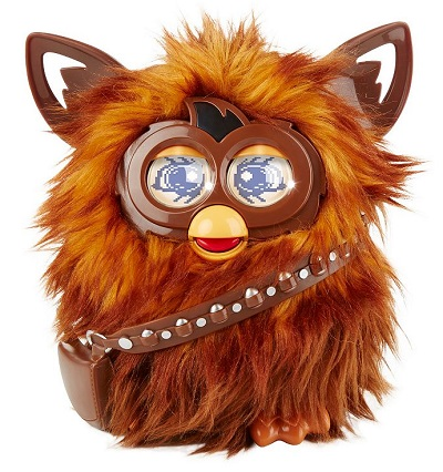 Chewbacca Star Wars Furby
