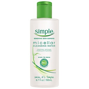 Simple Cleansing Micellar Water