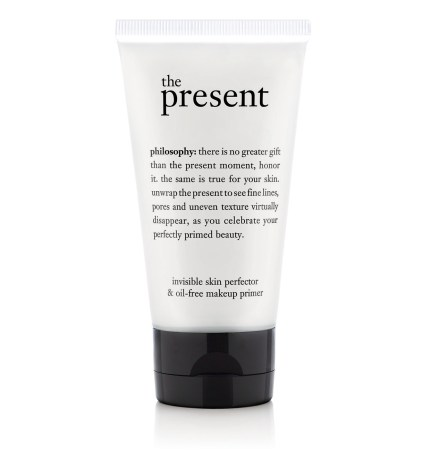 the present makeup primer & oil-free mattifier
