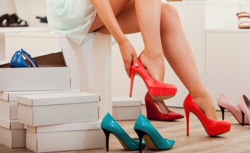 How to Find Cute Shoes for Women With Big Feet
