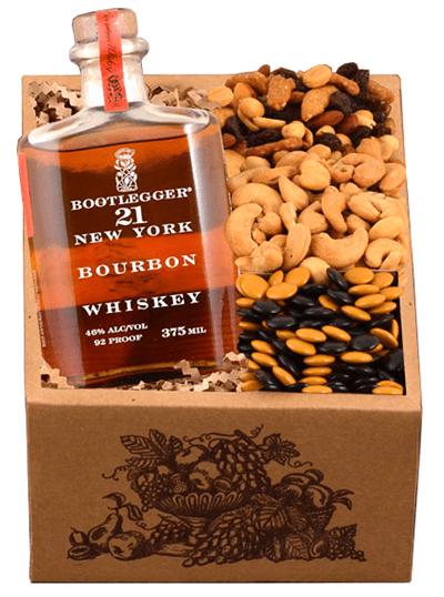 Bootlegger Bourbon Gift Box
