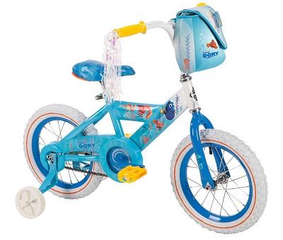 Girls' 14 Inch Huffy Disney Finding Dory Bike