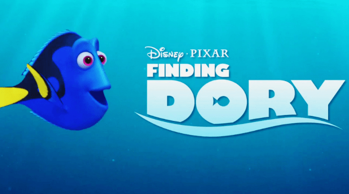 """Just Keep Swimming: """"Finding Dory"""" Toys and Gear"""