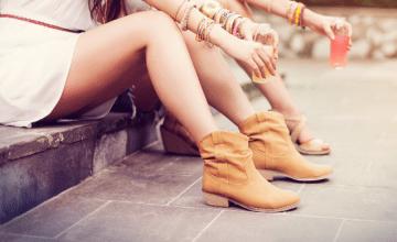 Frugal Fashion: Summer Booties Under $60