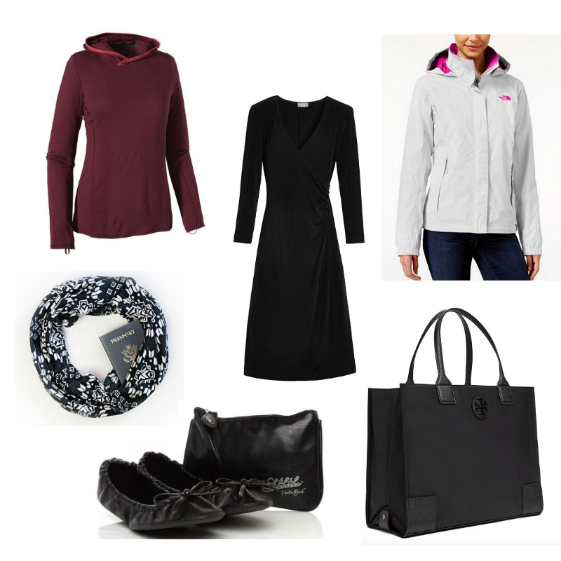 Travel Ready Clothing
