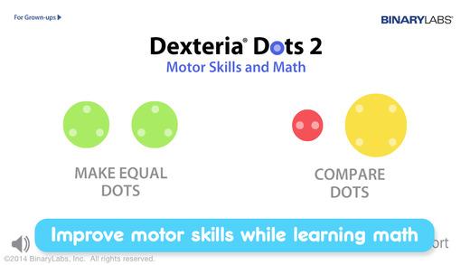 Dexteria Dots Learning Apps