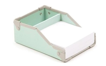 Mint notepad holder