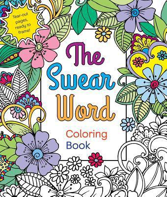 Swear word coloring book final