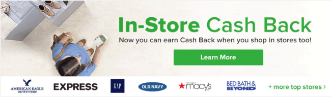 Everything You Need to Know About In-Store Cash Back 55
