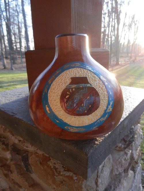 cherokeewhisper native american jug