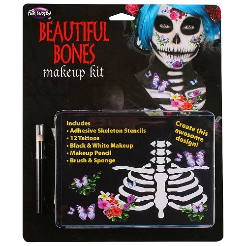BEAUTY BONES HALLOWEEN MAKEUP KIT
