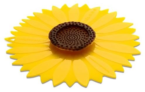 """Charles Viancin 8"""" Sunflower Lid, $8.99 """