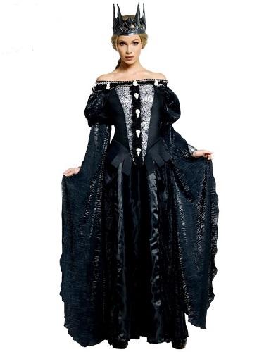 The Hunstman Ravenna costume