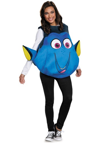 Finding Dory women's costumes