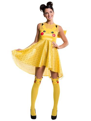 Sexy Pikachu costume