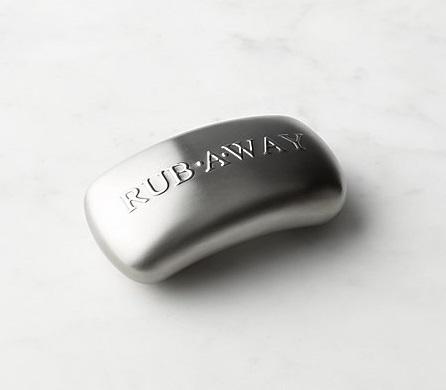 Rub Away Bar, $7.50
