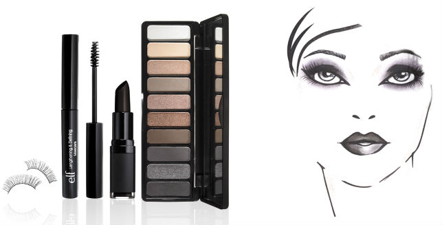 e.l.f. Witch makeup kit Halloween collection