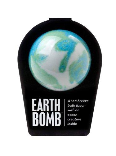 Da Bomb Bath Fizzers Earth Bomb