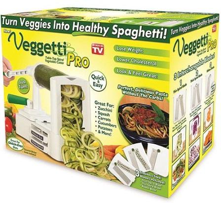 Veggetti Pro