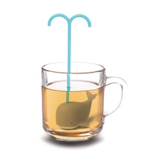 Diving Whale Loose Tea Infuser
