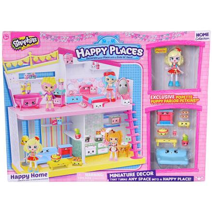 Shopkins Happy Places Miniature Decor