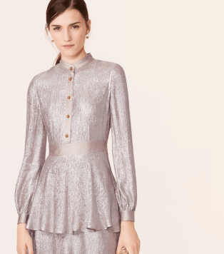 Tory Burch New Year's Eve Caspian Party Dress