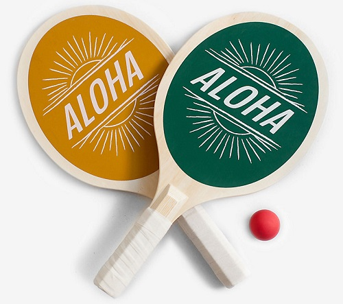 Izola Aloha Paddle Ball Set