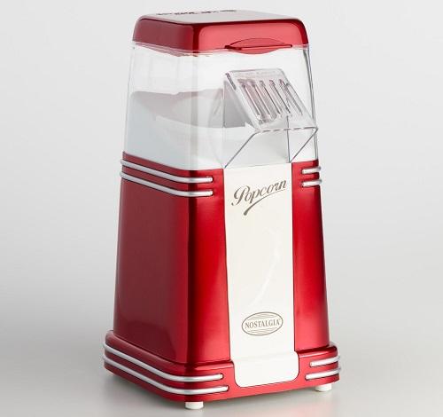 Retro Hot Air Popcorn Popper