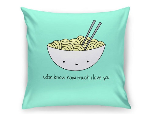 Udon Pillow