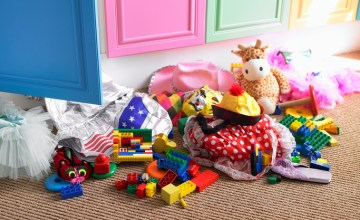 The No-Tears Guide to Toy Organization