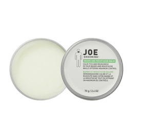 joe grooming beard balm