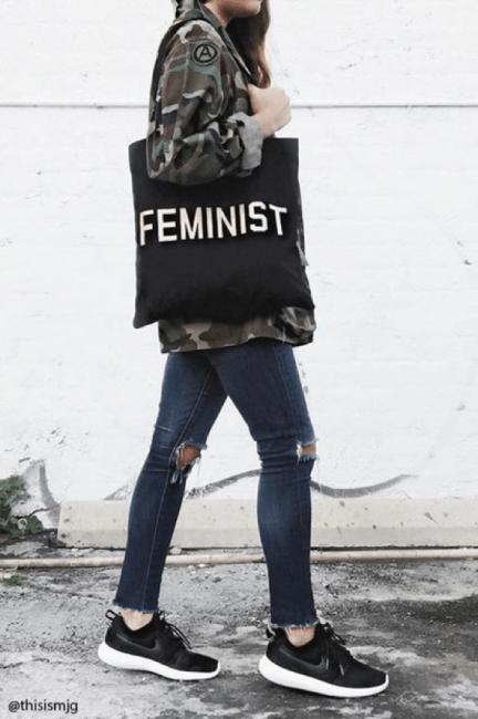 Feminist Bag Forever 21