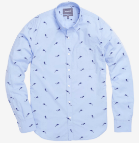 Bonobos Summer Weight Shirt