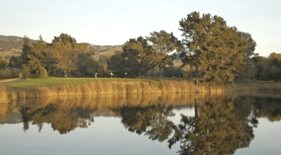 Napa Golf Course Groupon