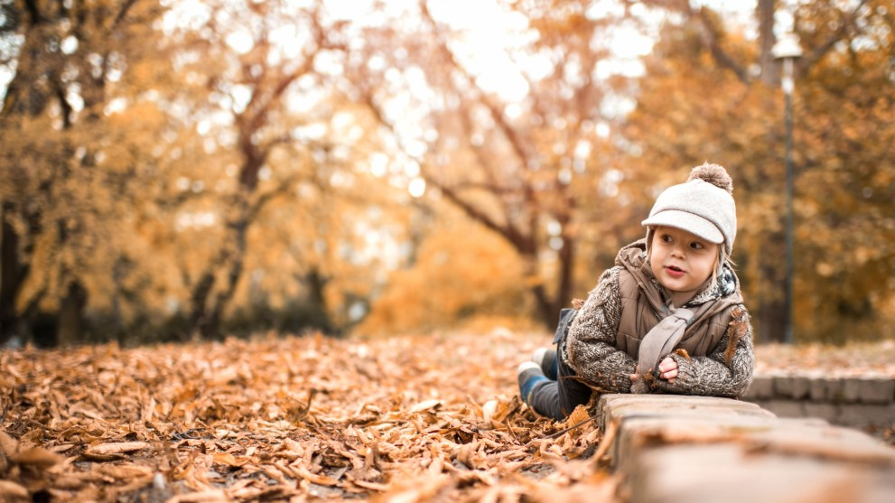 Adorable Fall Pieces for Your Little Pumpkin