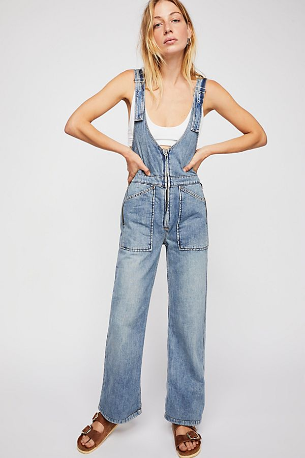 ee8836ccf96 6 Chic Overalls to Send Off Summer in Style