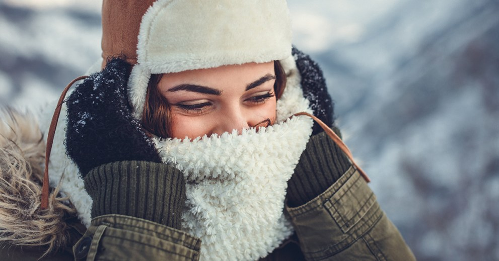 5 Luxurious Products to Face the Cold Weather