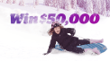 A Holiday Dream Come True: Win $50,000