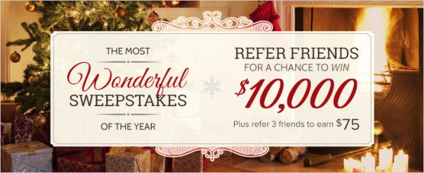 Tell-A-Friend - Receive a bonus for each friend you refer.