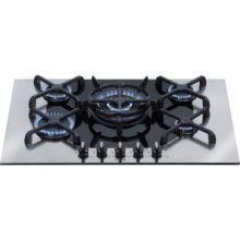 CDA 4Q5SS Gas Hob 70cm Stainless Steel