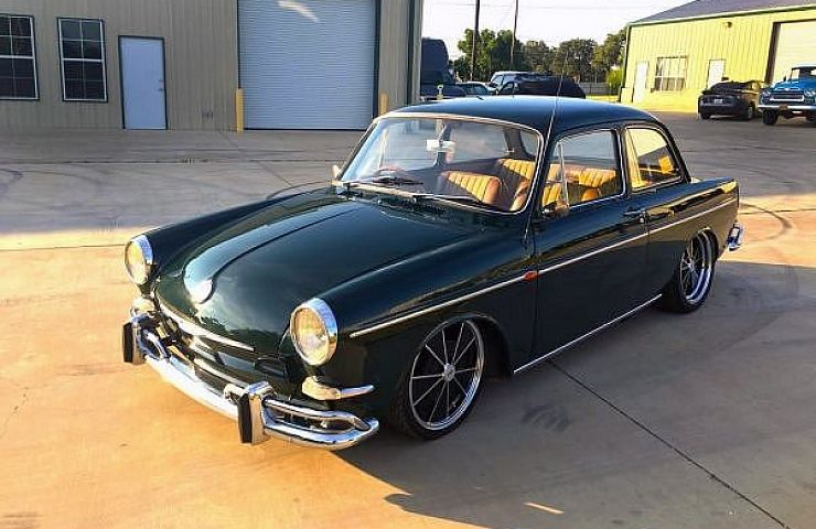 1965 Volkswagen Type 3 Notchback Is a Head Turner   eBay Motors Blog A hot rod is a wonderful thing  It offers individuals the chance to express  their personality across an automotive canvas   and personalize mass market