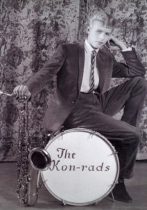 David Bowie, The Kon-Rads (1962)