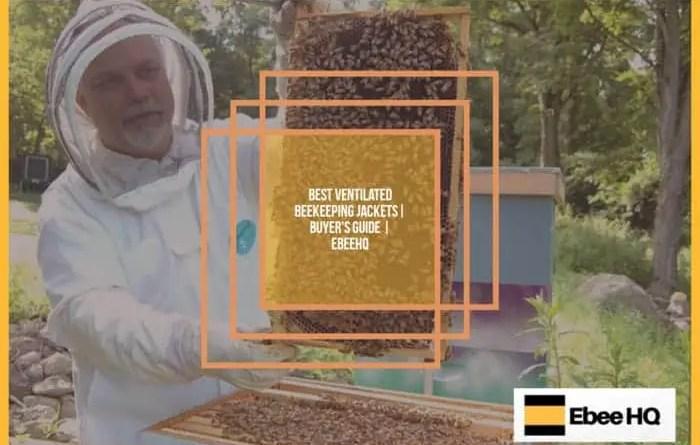Best Ventilated Beekeeping Suits for Beekeepers